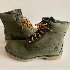 Arado joyería Casi  Timberland Shoes | Premium 6 Boots Grape Leaf | Poshmark
